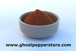 Smoked Red Ghost Pepper Powder 1 Lb
